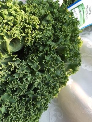 Kale Green 300x400