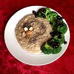 Oatmeal Broccoli